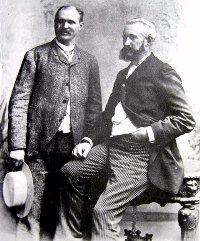 Backus and Johnston