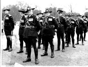 1964 Liege Belgium parade