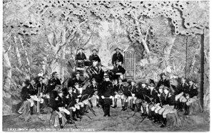 1912 Lieut Insens LOF Band