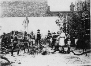 c.1907 recruitment show