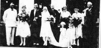 2 Cushny wedding 1927