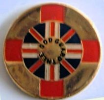 1 lapel badge