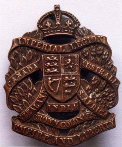 Imperial Legion Badge